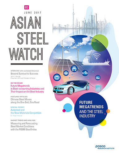 Measuring and Forecasting Steel Market Conditions with the POSRI Steel Index